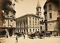 Archivo General de la Nación Argentina 1890 aprox Buenos Aires, Capilla de la Victoria.jpg