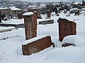 Arinj khachkar, old graveyard (152).jpg