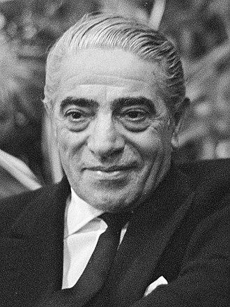 Aristotle Onassis - Onassis in 1967