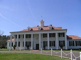 Arlington Cemetery (Pennsylvania) - Mount Vernon Office
