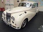 Armstrong Siddeley Star Sapphire Six-light Saloon 1959 (13544308445).jpg