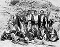Arnoux, Hippolyte; Zangaki, C. G. Bédouins chameliers de Palestine. 1893.jpg
