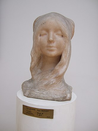 Naoum Aronson - Image: Aronson Girl Head