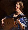 Artemisia Gentileschi - Self-Portrait as a Lute Player.JPG