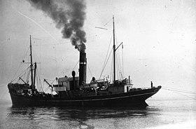 L' Artiglio a Cherbourg nel 1932