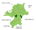 Asakura District in Fukuoka Prefecture.png