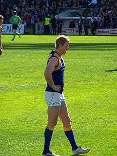 Ashley Hansen Australian footballer