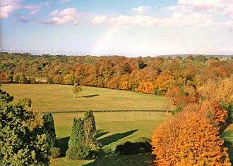 Little Gaddesden - Image: Ashridge Park, Hertfordshire geograph.org.uk 897510