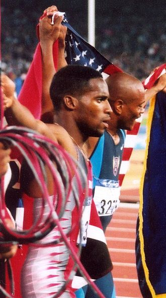 Ato Boldon - Boldon at the Sydney 2000 Olympics