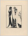 Aubrey Beardsley's Illustrations to Salome by Oscar Wilde MET DP863677.jpg