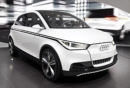 Audi A2 – Wikipedia