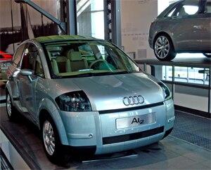 Audi A2 - Audi Al2 concept car