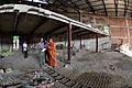 Auditorium Under Construction - Ramakrishna Mission Ashrama - Sargachi - Murshidabad 2014-11-11 8852.JPG