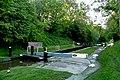 Audlem Locks No 14, Shropshire Union Canal, Cheshire - geograph.org.uk - 1598578.jpg