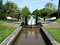 Audlem Locks No 7, Shropshire Union Canal, Cheshire - geograph.org.uk - 1332009.jpg