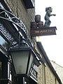 Auld Toll Bar pub sign - geograph.org.uk - 1532567.jpg
