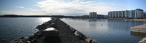 Aurinkolahti panorama