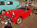 Austin Healey Sprite Mk I (1961), Dutch licence registration DH-37-78 pic1.jpg