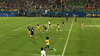 Australia womens national rugby sevens team