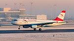 Austrian Airlines Tyrolean Airways Airbus A319-112 OE-LDD MUC 2015 01.jpg