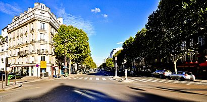 How to get to Avenue Des Ternes in Paris by Bus, Metro, Train | Moovit