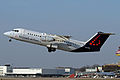 Avro RJ100 Brussels Airlines OO-DWI.jpg