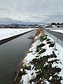 Azuchigawa River in a snowy day.jpg