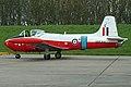 BAC Jet Provost T3A XN584 E (7211682034).jpg