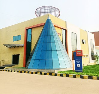 Andhra Pradesh Medtech Zone Limited - Centre for biomaterial testing