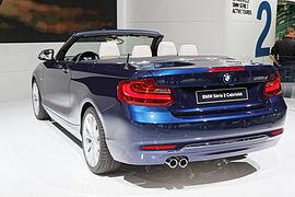 BMW Serie 2 Cabriolet - Mondial de l%27Automobile de Paris 2014 - 003.jpg