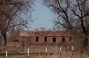 National Register of Historic Places listings in Navajo County, Arizona - Image: BRINGHAM CITY