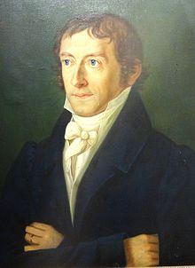 Porträt Barthold Georg Niebuhr, Dithmarscher Landesmuseum (Quelle: Wikimedia)