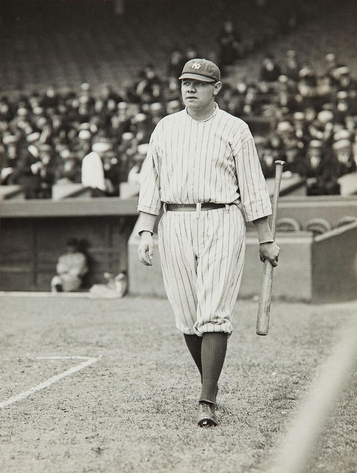 4b21e7189 Babe Ruth - Wikipedia, la enciclopedia libre