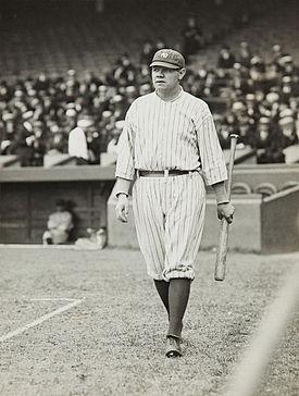 Babe Ruth Wikipedia La Enciclopedia Libre