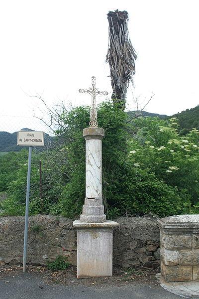 Babeau-Bouldoux (Hérault) - croix