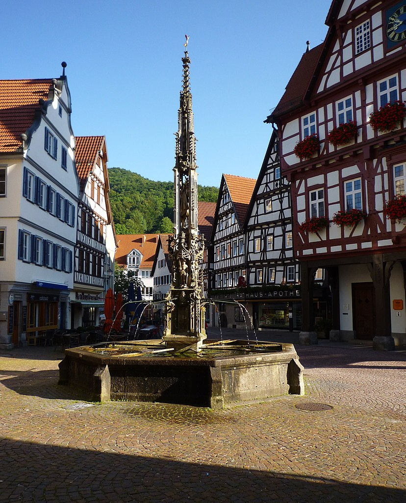 Single bad urach