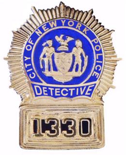 New York City Police Department Detective Bureau