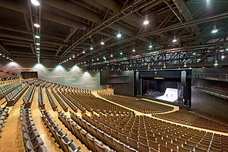 Badminton Theater - Amphitheater of Badminton