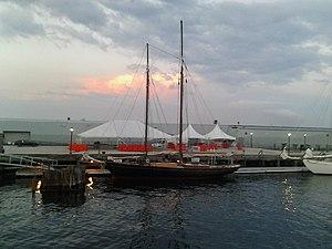 Bagheera (schooner) - Image: Bagheera Schooner