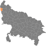 Bagpat district