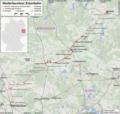 Bahnstrecke Falkenberg–Beeskow Karte.png