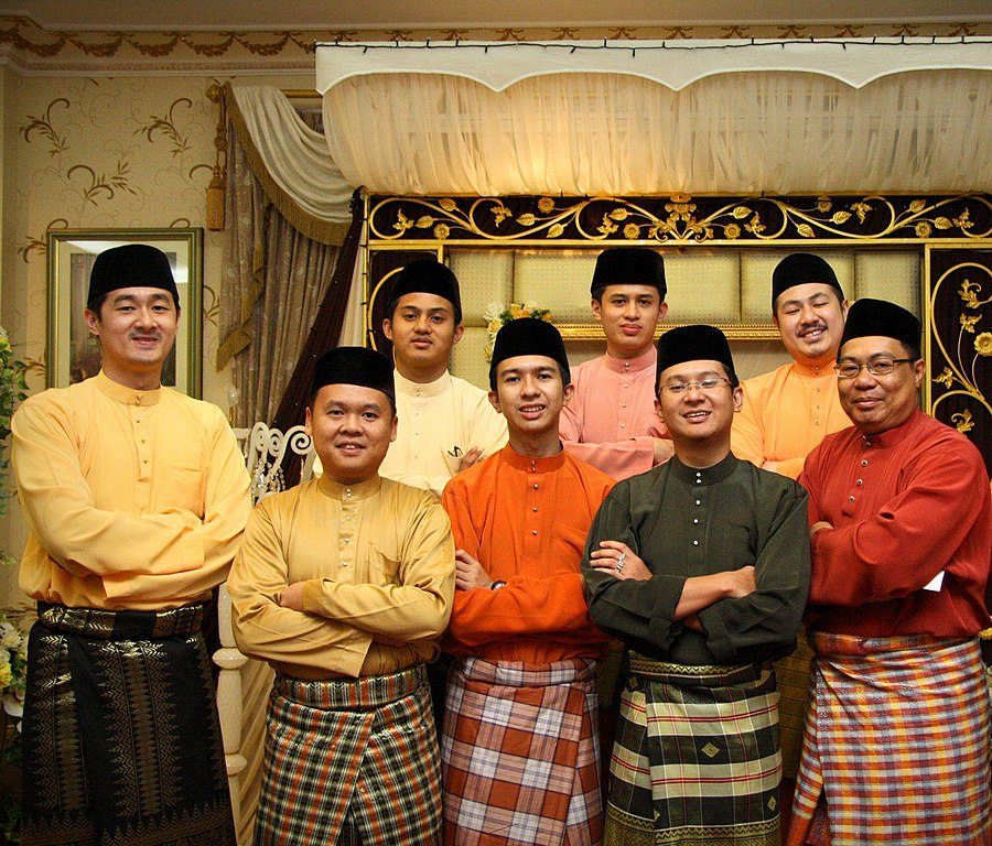 The Traditional Clothing Of Langkawi Island