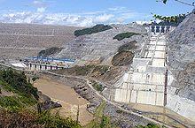 巴贡水电站