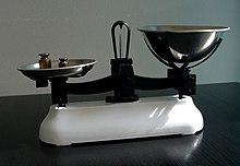 balance roberval wikip dia. Black Bedroom Furniture Sets. Home Design Ideas