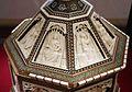 Baldassarre degli embriachi (bottega), cofanetto con scene delle leggenda di helias, 1390-1410 ca. 02.jpg
