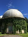 Baldone observatory in Latvia - The dome (14511700735).jpg