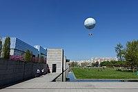 Ballon de Paris @ Parc André Citroën @ Paris (33145680103).jpg