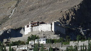 Baltit Fort - Baltit Fort