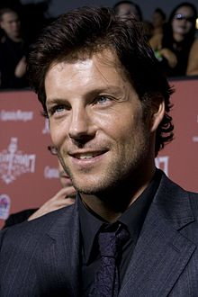 Jamie Bamber als Scream Awards (2007)