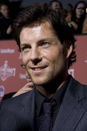 Jamie Bamber, English-American actor.